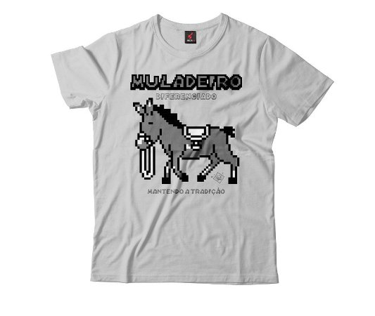 Camiseta Eloko Muladeiro Diferenciado