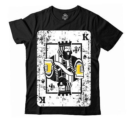 Camiseta Eloko Rei da Cerveja