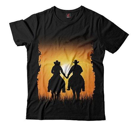 Camiseta Eloko Casal Cavalgando