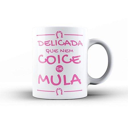 Caneca Eloko Delicada