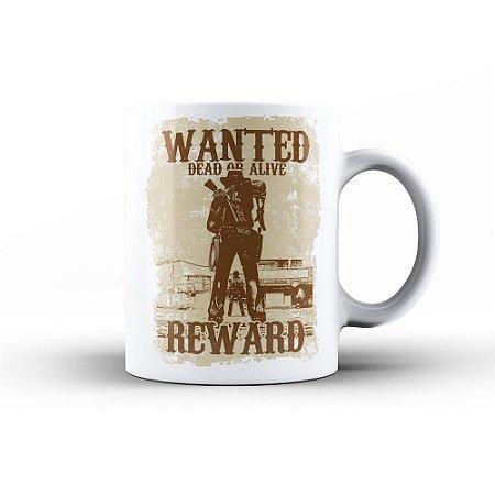 Caneca Eloko Wanted