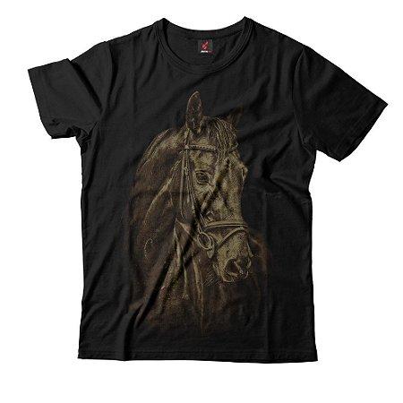 Camiseta Eloko Cavalo Busto