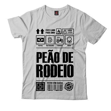 Camiseta Eloko Peão de Rodeio
