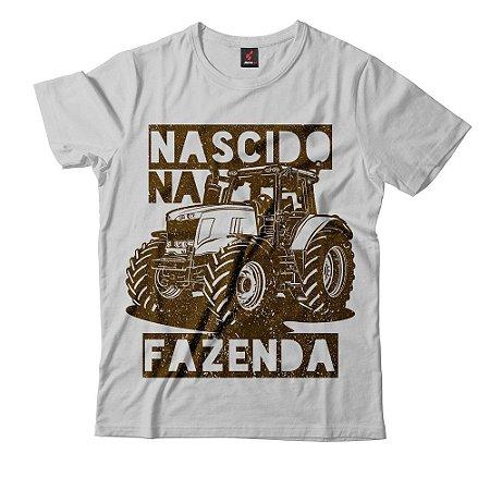 Camiseta Eloko Nascido na Fazenda