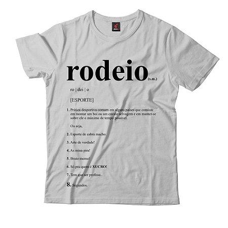 Camiseta Eloko Rodeio Dicionário