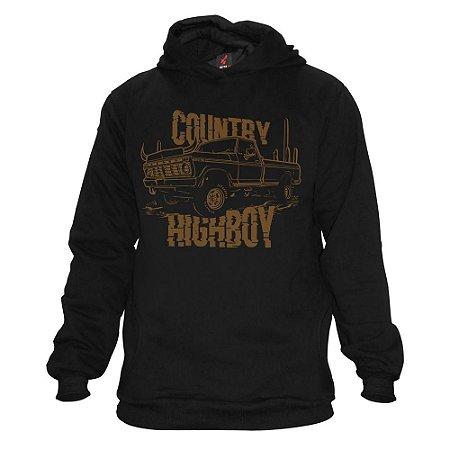 Moletom Eloko Country Highboy
