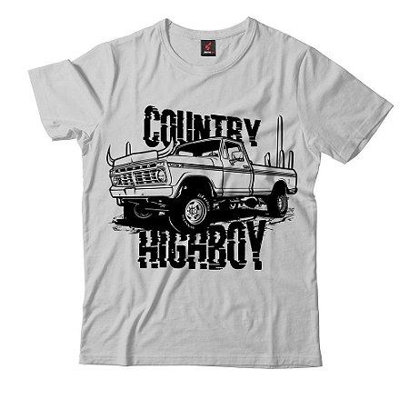 Camiseta Eloko Country Highboy