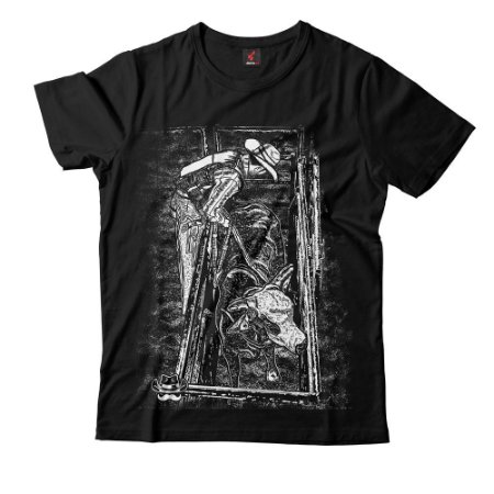 Camiseta Eloko Peão de Montaria