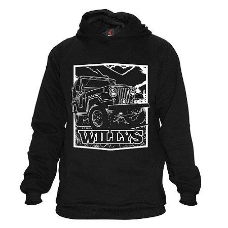 Moletom Eloko Jeep Willys