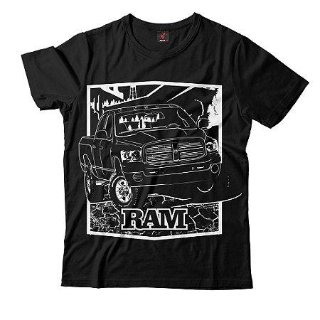 Camiseta Eloko Dodge Ram