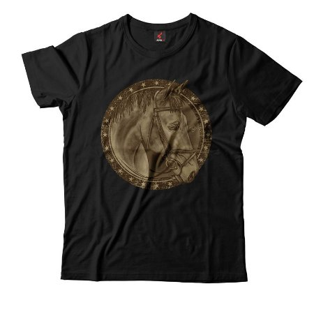 Camiseta Eloko Wood Horse