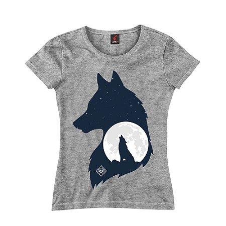 Baby Look Eloko Moon Wolf