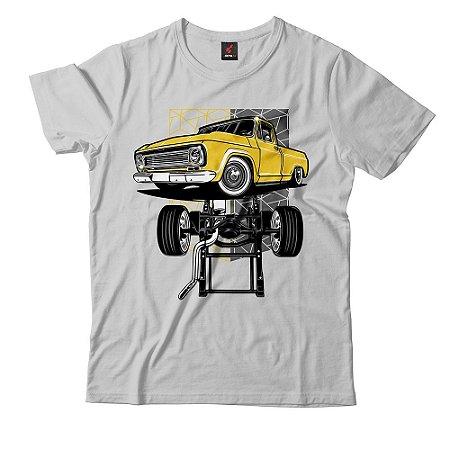 Camiseta Eloko C10 Chassi Amarela