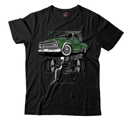 Camiseta Eloko C10 Chassi Verde