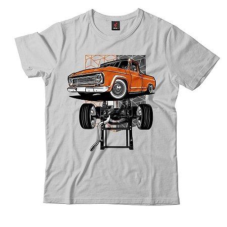 Camiseta Eloko C10 Chassi Laranja