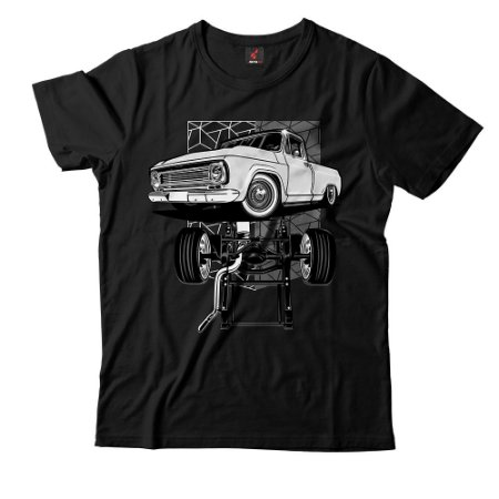 Camiseta Eloko C10 Chassi Branca
