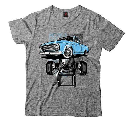Camiseta Eloko C10 Chassi Azul