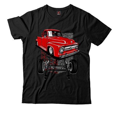 Camiseta Eloko F100 Chassi Vermelha