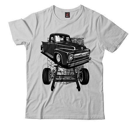 Camiseta Eloko F100 Chassi Preta