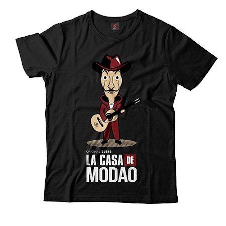 Camiseta Eloko La Casa de Modão