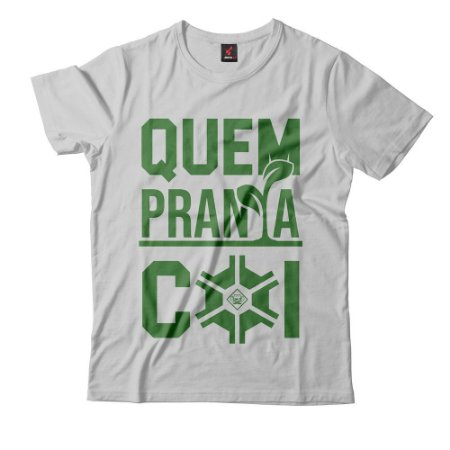 Camiseta Eloko Quem Pranta Cói