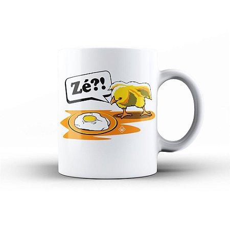 Caneca Eloko Zé?!