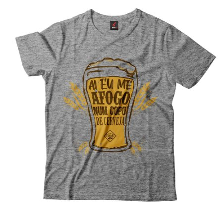 Camiseta Eloko Eu me Afogo