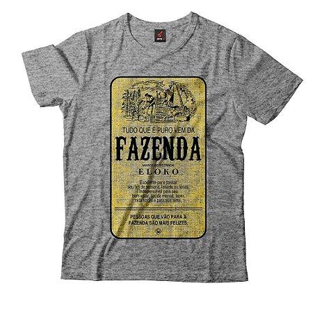 Camiseta Eloko Fazenda