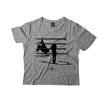 Camiseta Infantil Eloko Rodeio Pai e Filho