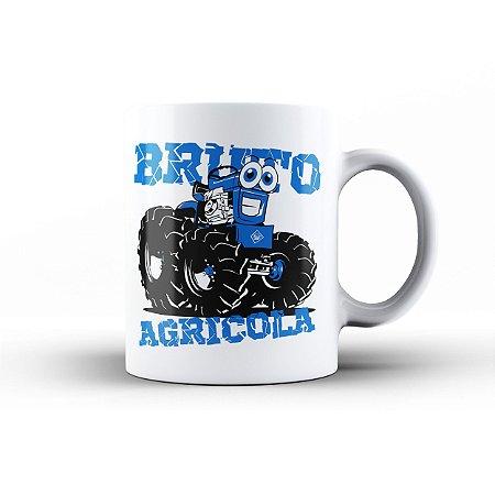 Caneca Eloko Bruto Agrícola Azul
