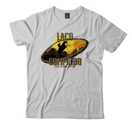 Camiseta Eloko Laço Comprido