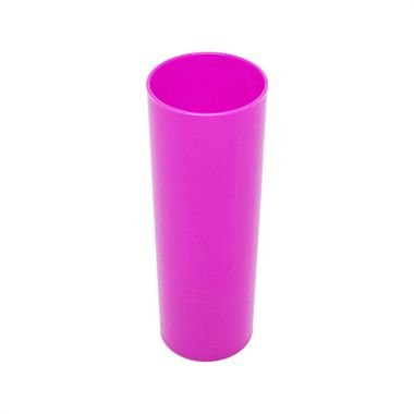 Copo Long Drink - Rosa Pink