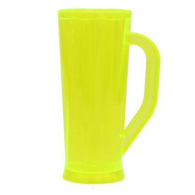 Caneca Long - Amarelo Neon