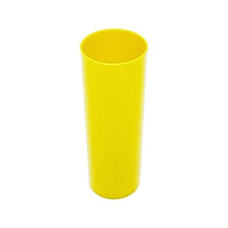 Copo Long Drink - Amarelo Skol