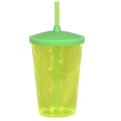 Copo Euphoria Twister 700ml - Verde Neon
