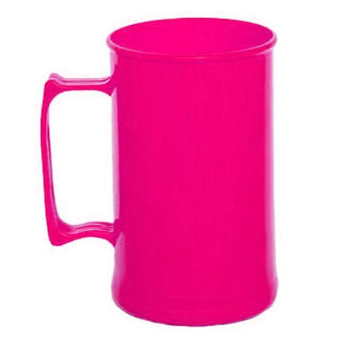 Caneca para Chopp 500ml - Rosa Pink