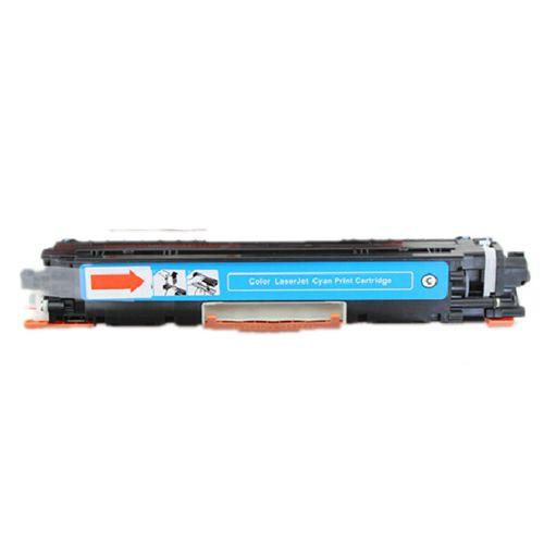 Toner Compatível c/ HP CP1025 CE311A 126A / CF351A 130A / H801 / Ciano