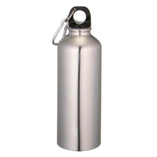 Cantil em Alumínio 600ml - Prata