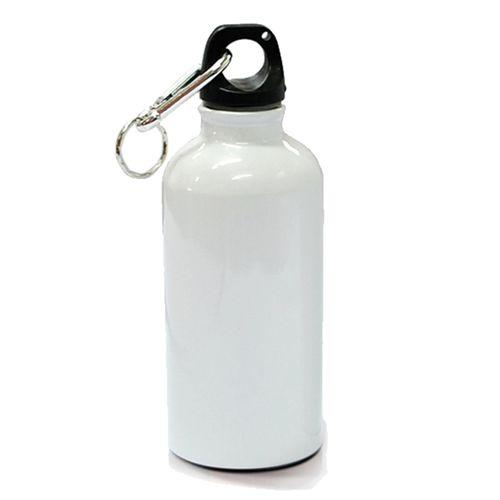 Squeeze com Chaveiro 500ml - Branca
