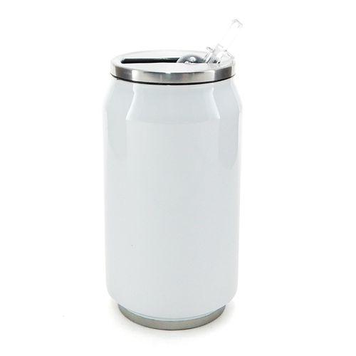 Lata Térmica Branca - 280ml