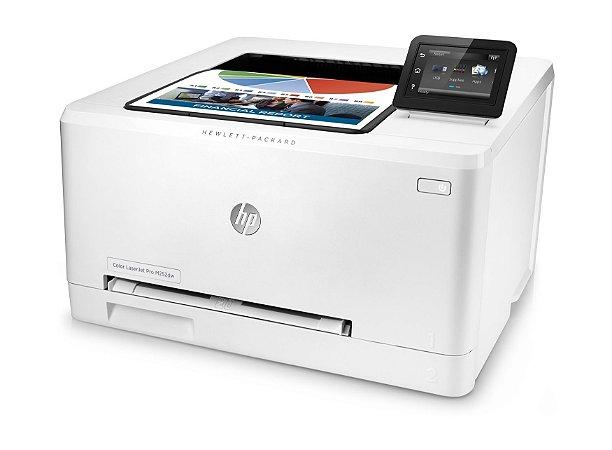 Impressora Laser Colorida LaserJet Pro HP M252DW B4A22A Wi-Fi