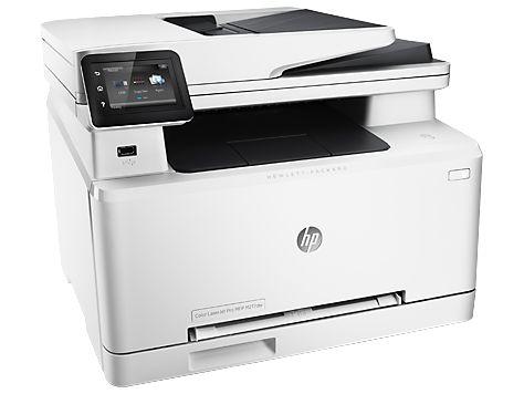 HP Color LaserJet Pro M277dw MFP - 220v