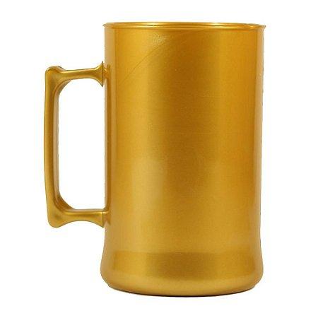 Caneca para Chopp 450ml - Dourado