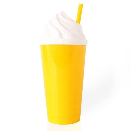 Copo Chantilly 550ml - Amarelo
