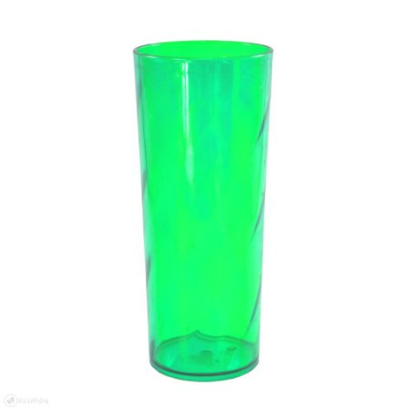 Copo Long Drink Twister - Verde