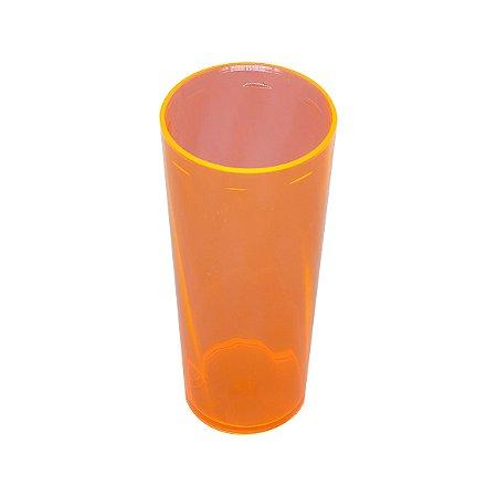 Copo Long Drink Twister - Laranja