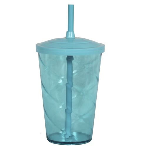 Copo Euphoria Twister 700ml - Azul Tiffany