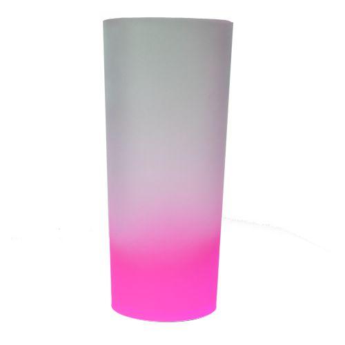Copo Long Drink Jateado - Rosa Pink