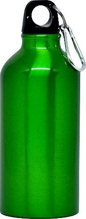 Squeeze com Chaveiro 500ml - Verde