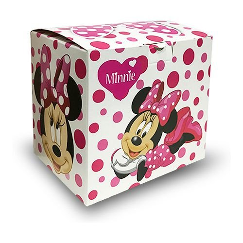 19 - Caixa p/ Caneca - Tema: Minnie  - 1 unidade